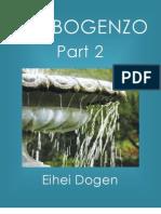 Shobogenzo Part 2