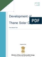 Thane Solar City Master Plan