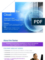 Conquer the Cloud | Part 5 - Designing A Next Generation Cloud Ready WAN