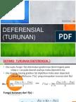 6_DEFERENSIAL (TURUNAN)