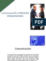 Comunicación y relaciones interpersonales II Parcial