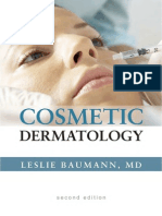 Cosmetic Dermatology Principles and Practice 2nd Ed