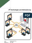 ip-technologie und adressierung