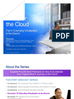 Conquer the Cloud | Part 4 - Extending Virtualization to the Branch