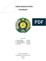 Tugas Laporan Pengembangan Sistem (Hypermart)