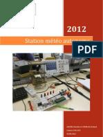 ProjetHL Station Meteo