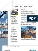 Combined Cycle Power Plant_Utilities