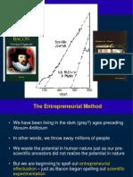Saras Sarasvathy-Entrepreneurship Effectuation REE 2012