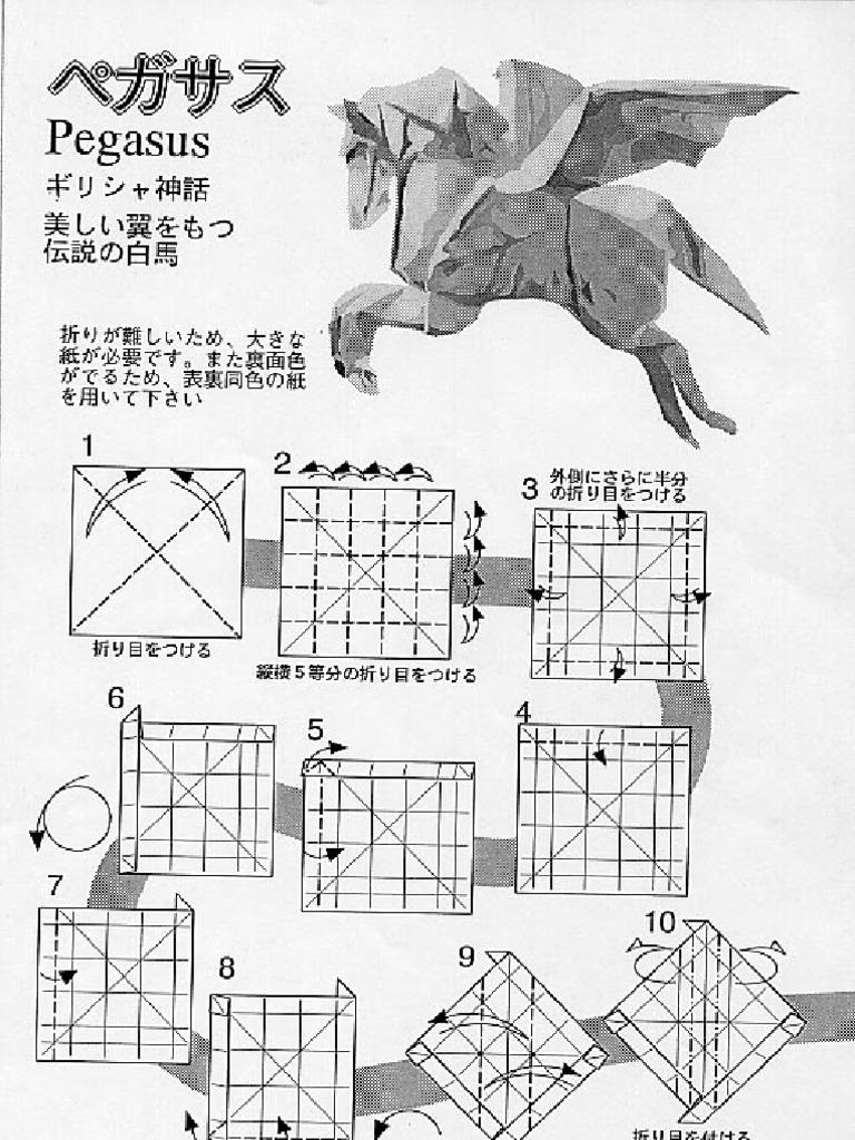 Fumiaki Kawahata Pegasus