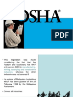 T2_OSH Legislation & Act