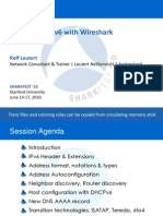 Discovering IPv6 with Wireshark