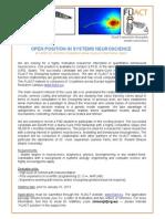 FLiACT PhD Position LouisLab
