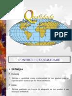 Controle de Qualidade 6.Ppt
