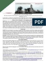 Jumaa Prayer 21 December 2012