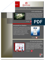 Marketing Newsletter - Diciembre 2012