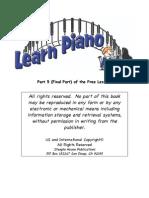 Paino Lesson 5