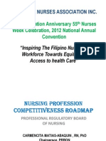 12.) PLENARY 6 - An Hour With the Board of Nursing