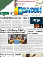 The Beacon - December 20, 2012