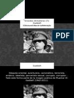 Gaddafi-Alejandro Osvaldo Patrizio