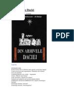 Din Arhivele Daciei C Bratislav Stefanoski Al Dabija
