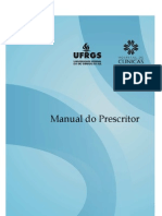 Manual do Prescritor