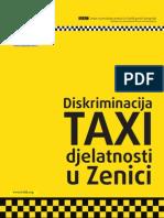 Zenica TAXI Diskriminacija