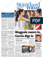 Manila Standard Today - Friday (December 21, 2012) Issue