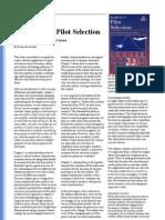26 Boesveldt Handbook of Pilot Selection