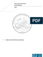 Guidelines for the Condition Assessment Program GL