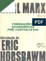 Formações econômicas pré-capitalistas - Karl Marx