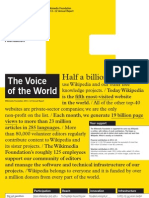 Wikimedia Foundation Annual Report 2011-2012