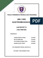 Lab Report New