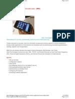 msca mobile guide