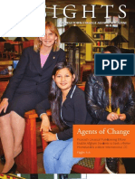 Georgetown College Insights Magazine - Fall 2012