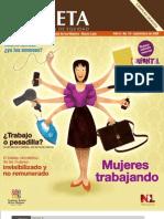 Violeta 19 | Mujeres trabajando