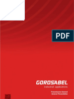 Gorosabel Industrial Applications Profile 2013