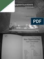 New Opportunities Upper Intermediate Teacher's Book