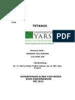 Case Tetanus