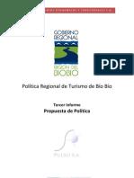 Politica de Turismo Informe 3