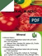 mineral makro