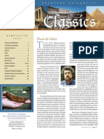 Stanford Classics Newsletter 2010