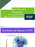 CourSimulation-NS2