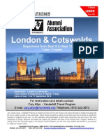 London & Cotswolds