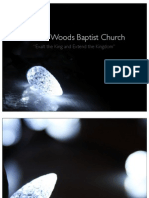 Christmas Eve Service - December 24, 2012