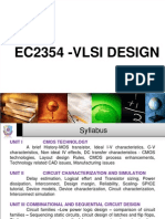 EC2354 -VLSI DESIGN -Unit 5.ppt
