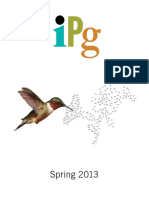 Spring 2013 Independent Publishers Group General Trade