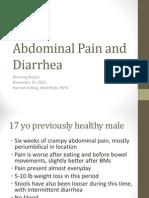IBD in Adolescent Boy