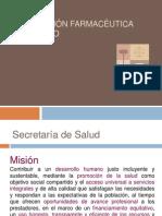 LEGISLACIÓN FARMACÉUTICA PARA ALMACENES
