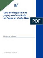 paypal manual de integracion