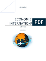 75708062 Economie Internationale